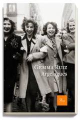 Cafè amb lletres a Cerdanyola sobre <em>Argelagues</em>, de Gemma Ruiz