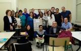 Els alumnes coneixen Prudenci i Aurora Bertrana, autors de l'Any Bertrana 2017