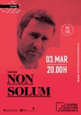 Alumnes de català de Cardedeu aniran a veure 'Non Solum' al Teatre Auditori de Cardedeu