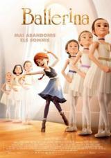 "Cicle de cinema/film/cinéma: Projecció de ""Ballerina"""