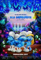 Cinema infantil en català a Sant Cugat: <em>Els Barrufets. El poble amagat</em>
