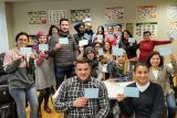 Commemoració del Dia Mundial de la Llengua Materna a l'OC Roses