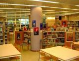 Els alumnes del Bàsic 1 de Montmeló visiten la biblioteca
