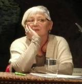 Acte de presentació d'Estrips a la pell, de M. Rosa Blázquez
