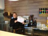 Ca l'Elvira, una nova cafeteria de Montornès, nou establiment amic del Voluntariat per la llengua