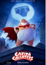 Cinema infantil en català a Sant Cugat: <em>Capità Calçotets</em>