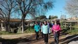 Alumnes i VxL participen a la caminada per la Marató, a Sta. Cristina d'Aro