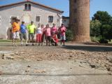 Caminada saludable pel pla de Queralt i can Valls de la Roca