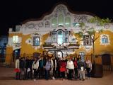 L'alumnat de Sant Joan Despí commemora l'Any Jujol 140