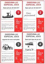 Lliurament de premis de l'Endevina-la, especial jocs, Mollet del Vallès