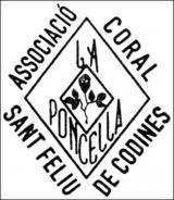 Presentació de la Coral La Poncella de Sant Feliu de Codines als alumnes de català i parelles del Voluntariat per la llengua