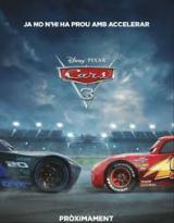 Cinema infantil en català a Cerdanyola: <em>Cars 3</em>