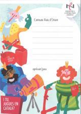 El CNL de Cornellà repartirà 9.000 cartes de Reis per als infants de la ciutat
