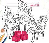 El Centre de Normalització Lingüística de les Terres de l'Ebre impulsa la campanya de Nadal