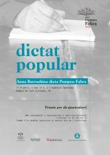 Dictat Popular