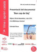 Presentació del documental 'Bon cop de falç'