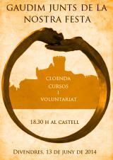 Cloenda dels cursos de català i del Voluntariat per la llengua a Castelldefels