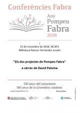 Conferència a Castelldefels: