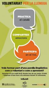 S'engega una nova edició del Voluntariat per la llengua a Reus