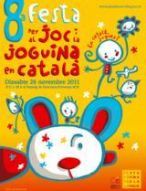8a Festa per al  joc i la joguina en català