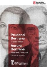 """Exposició """"Prudenci Bertrana. L'ideari bàrbar"""