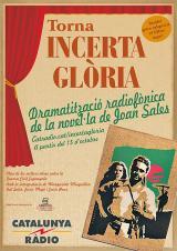 Escolteu l'adaptació radiofònica d'Incerta glòria, de Joan Sales