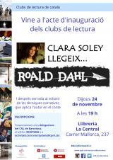 Xerrada inaugural dels clubs de lectura en llengua catalana