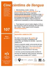 Cinc cèntims de llengua 107