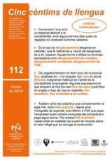 Cinc cèntims de llengua 112