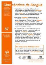 Cinc cèntims de llengua 87