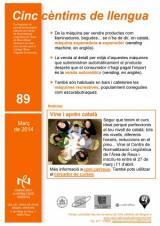 Cinc cèntims de llengua 89