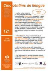 Cinc cèntims de llengua 121