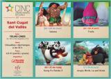 Sant Cugat aposta pel cinema infantil en català