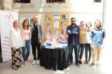 Foto de grup final amb els guanyadors del concurs.