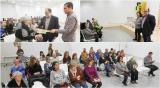 Acte de presentació de parelles lingüístiques de Sant Feliu de Llobregat