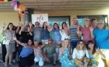 Festa final de curs dels cursos de català per a persones adultes de Badia del Vallès