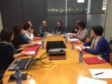 Reunió de la Comissió per la Llengua de les Terres de l'Ebre