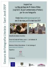 Es convoca el II Concurs de Fotografia Literària del Pallars Jussà