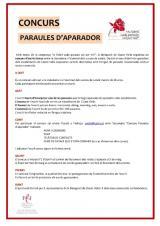Concurs 'Paraules d'aparador' a Ciutat Vella