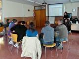 Imatge d'una de les sessions a Sant Jaume dels Domenys