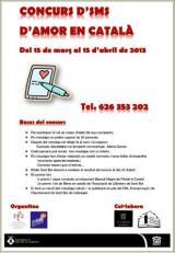 Concurs d'SMS d'amor en català a Ràdio Sant Boi