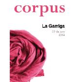 A la Garriga, alumnes i parelles lingüístiques, acabem el curs fent catifes de Corpus