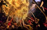 Xerrada-taller sobre diables i tabalers amb els Bocs de Can Rosés i la Repúbli-k de l'Avern