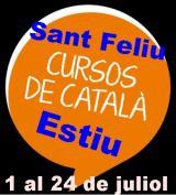 Curs d'estiu de català a Sant Feliu de Llobregat