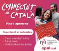 Aquesta tardor, connecta't al català!