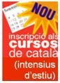 El dia 13 de maig comencen les inscripcions als cursos intensius d'estiu