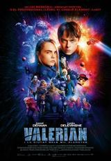 Estrena de 'Valerian i la ciutat dels mil planetes' en català, a Valls