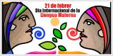 Commemoració del Dia Internacional de la Llengua Materna