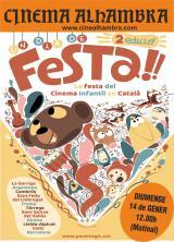 2a festa del Cinema infantil en català a la Garriga