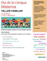 Refranys en diferents idiomes per celebrar el Dia Internacional de la Llengua Materna